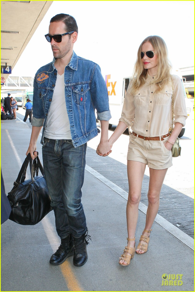 kate bosworth michael polish big sur support at lax 04