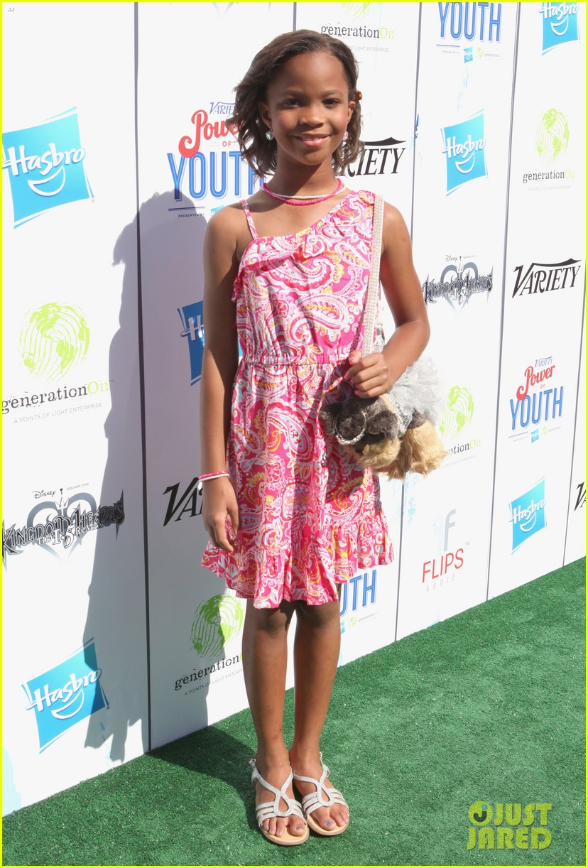 abigail breslin quvenzhane wallis power of youth 2013 112918219