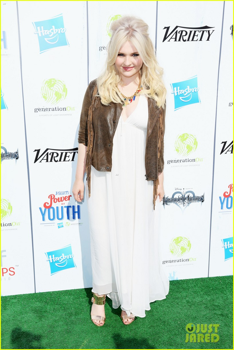 abigail breslin quvenzhane wallis power of youth 2013 192918227