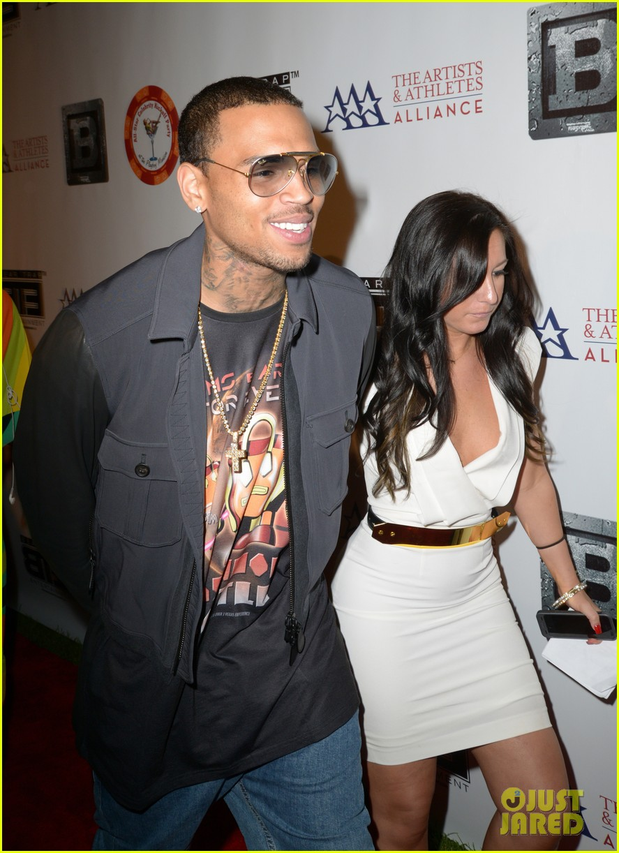 chris brown bte all star kickoff party after court appearance 012910221