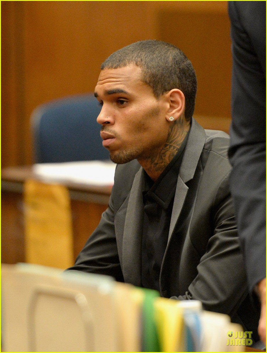chris brown i did everything i was supposed to for hit n run 042909945