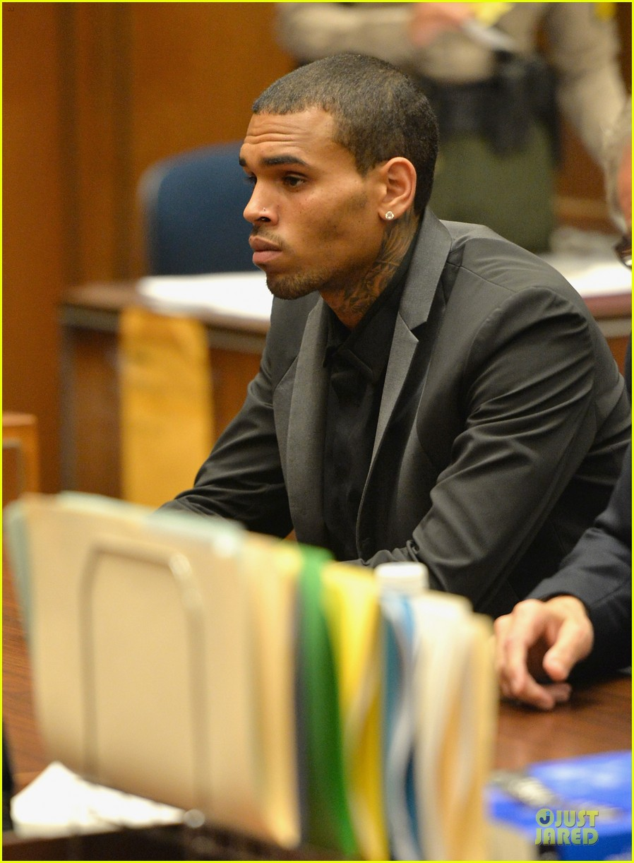 chris brown i did everything i was supposed to for hit n run 062909947