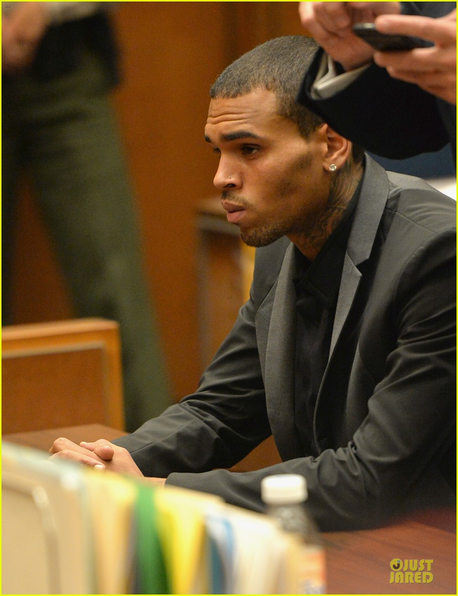 chris brown i did everything i was supposed to for hit n run 132909954