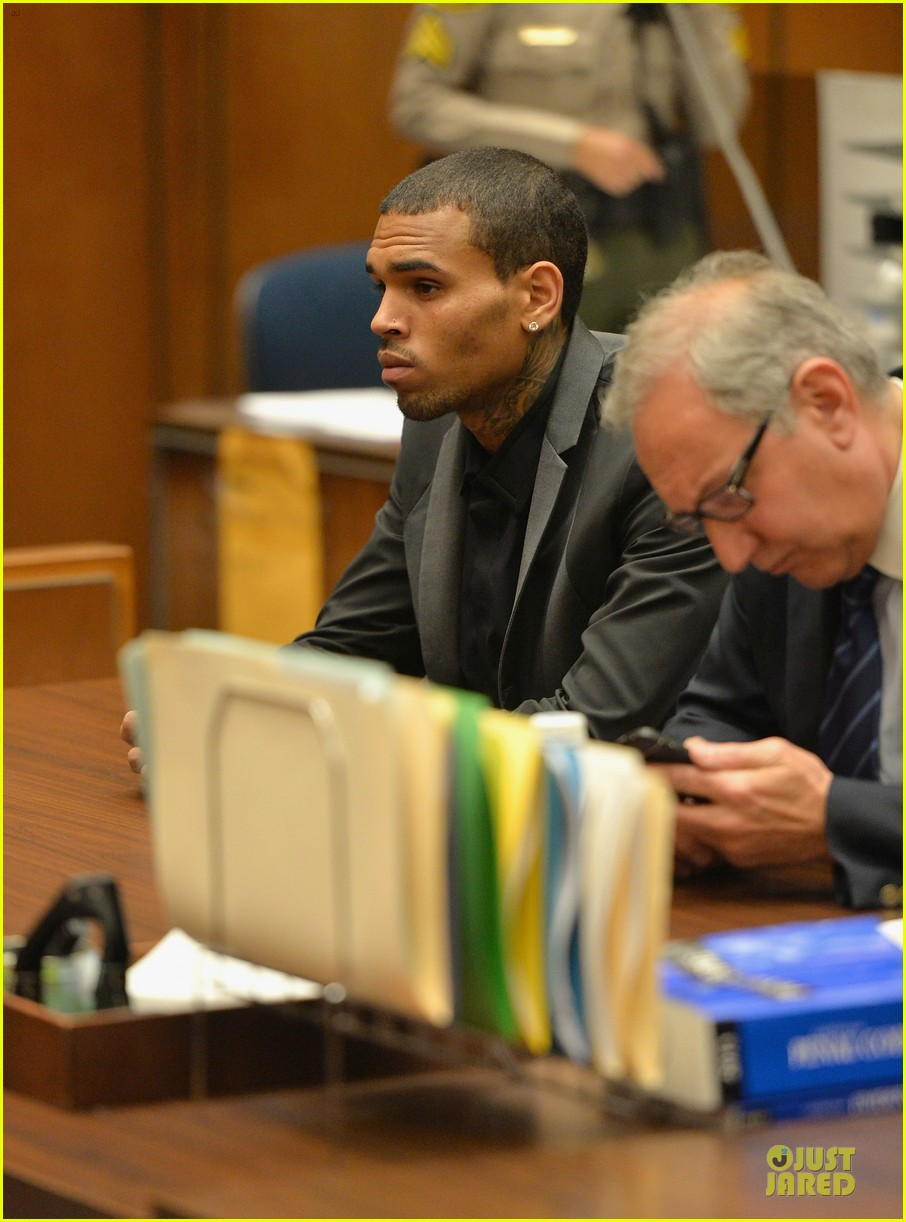 chris brown i did everything i was supposed to for hit n run 162909957
