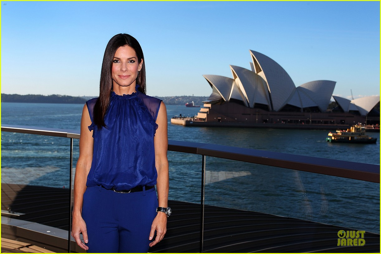 sandra bullock the heat sydney photo call 042902326