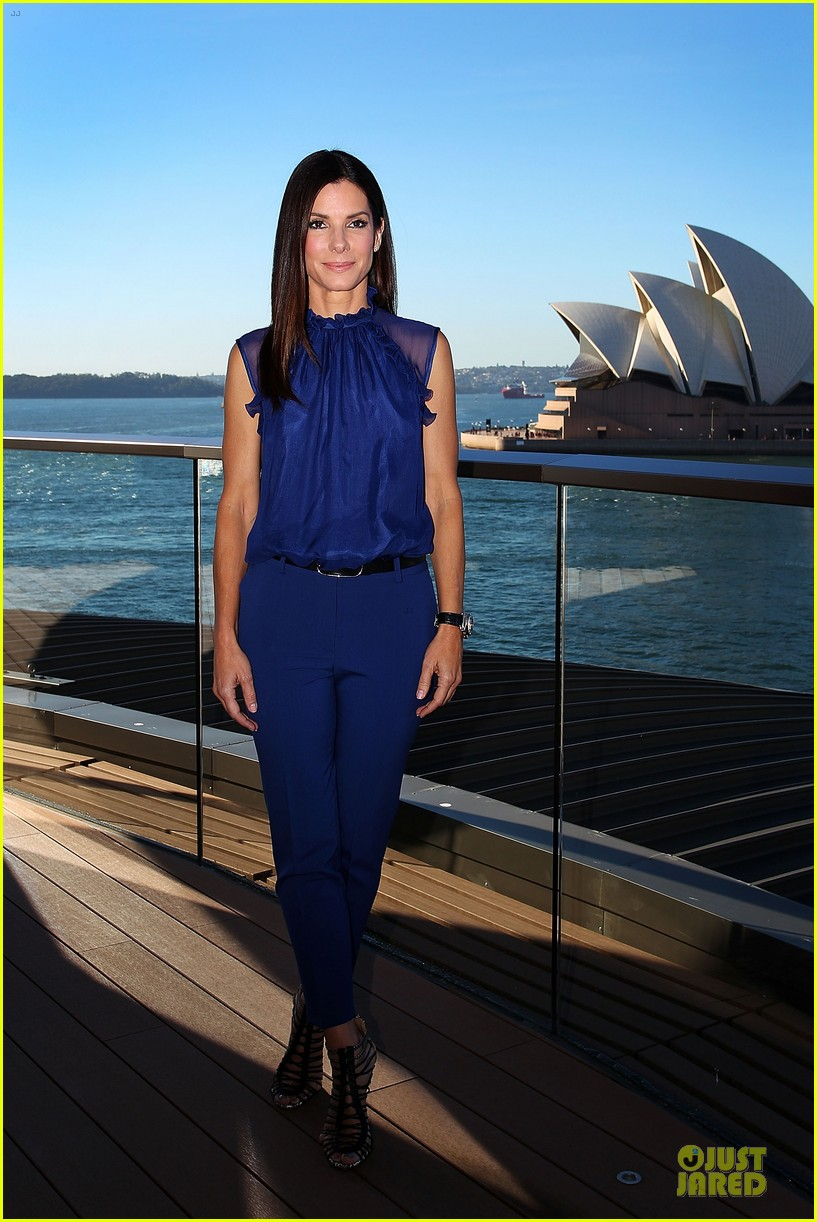 sandra bullock the heat sydney photo call 052902327