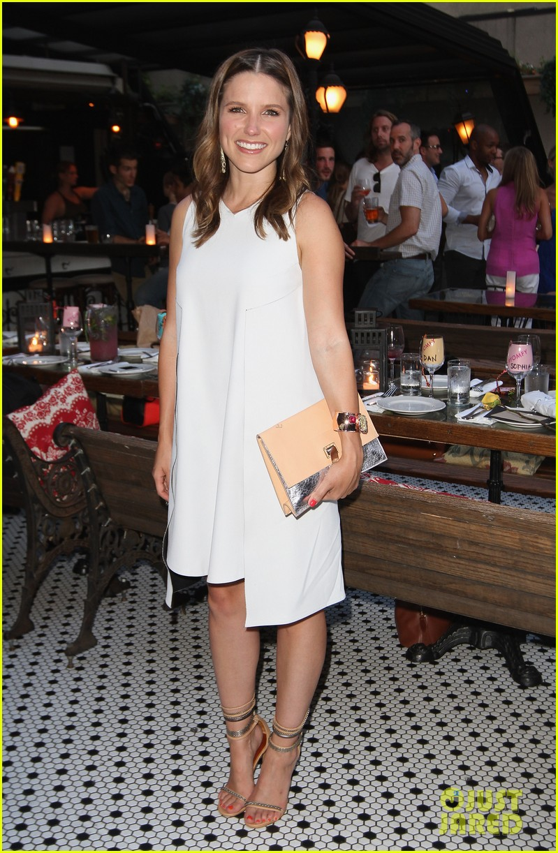sophia bush birthday celebration in new york 012906588