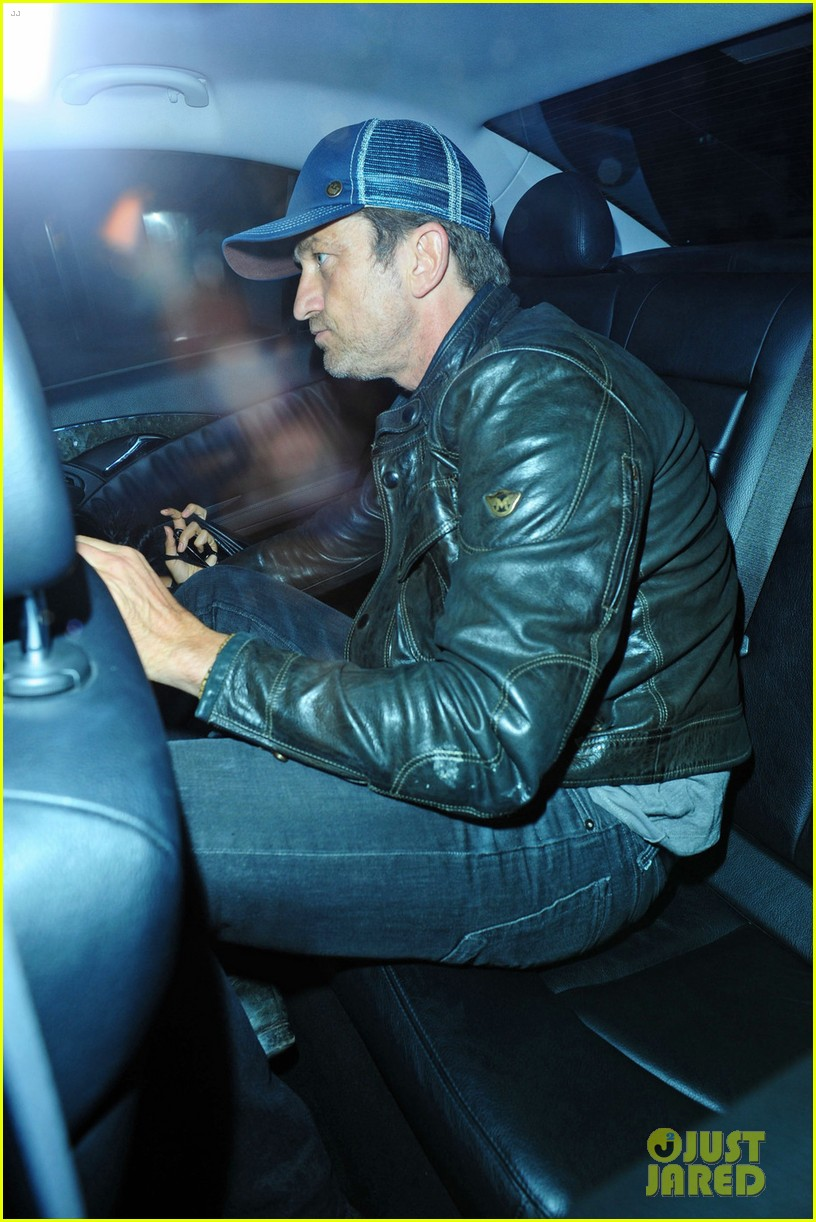 gerard butler leaves london nightclub with mystery gal 032920214