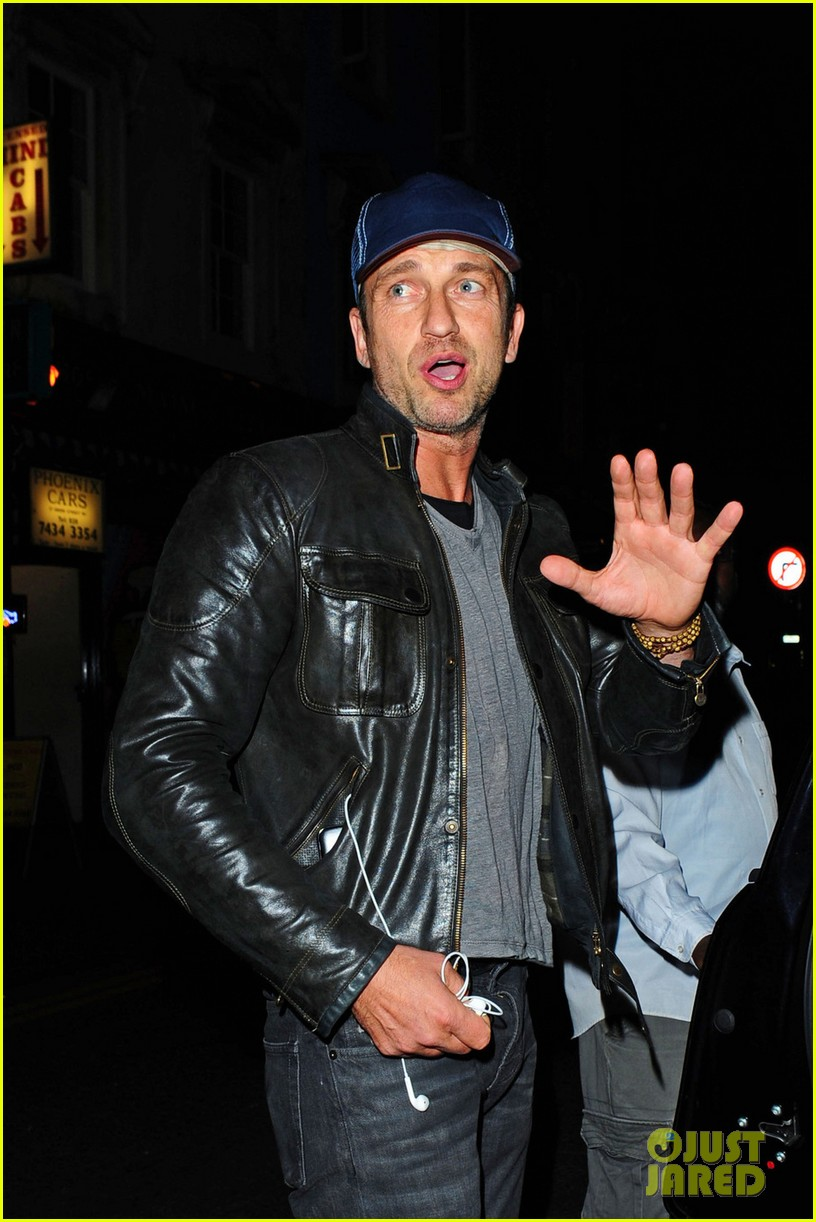gerard butler leaves london nightclub with mystery gal 042920215