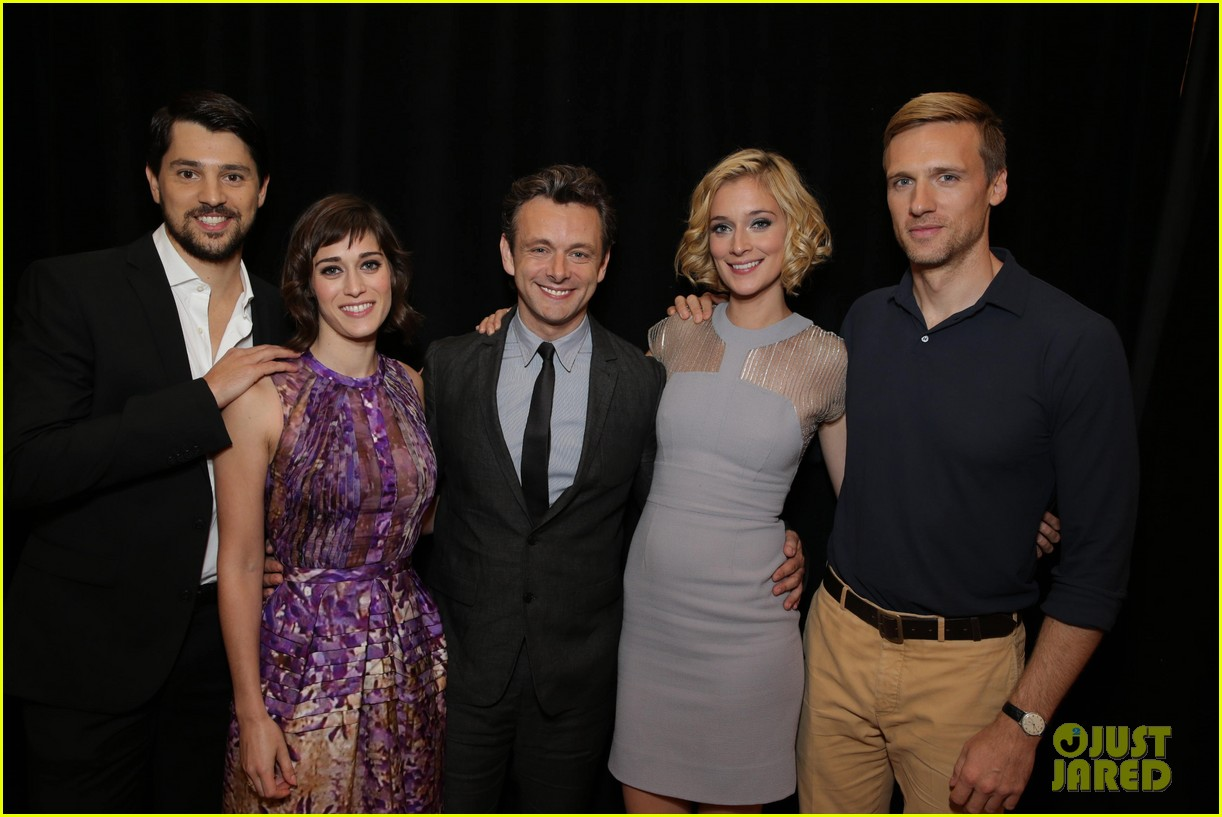 lizzy caplan michael sheen masters of sex tca tour panel 052920465