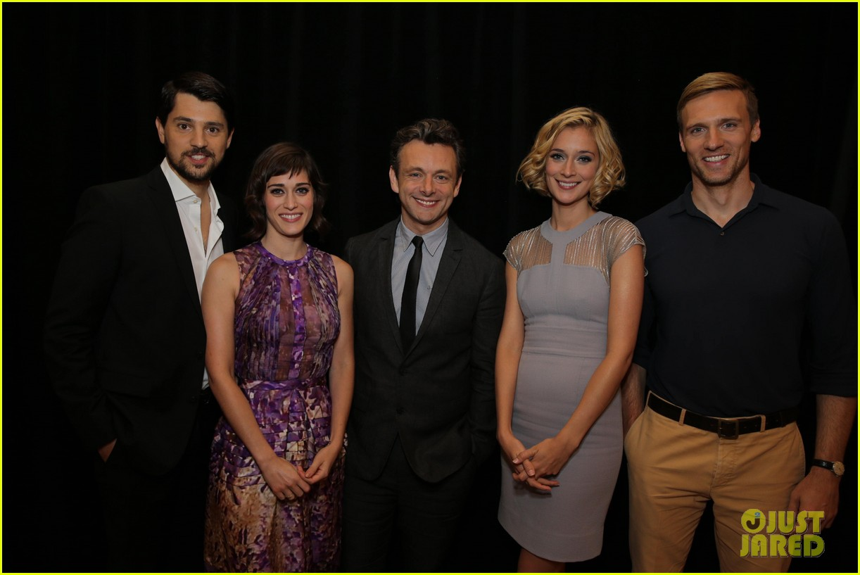 lizzy caplan michael sheen masters of sex tca tour panel 062920466