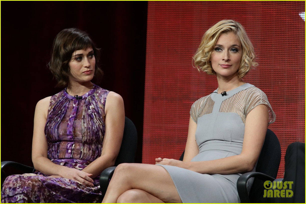 lizzy caplan michael sheen masters of sex tca tour panel 092920469