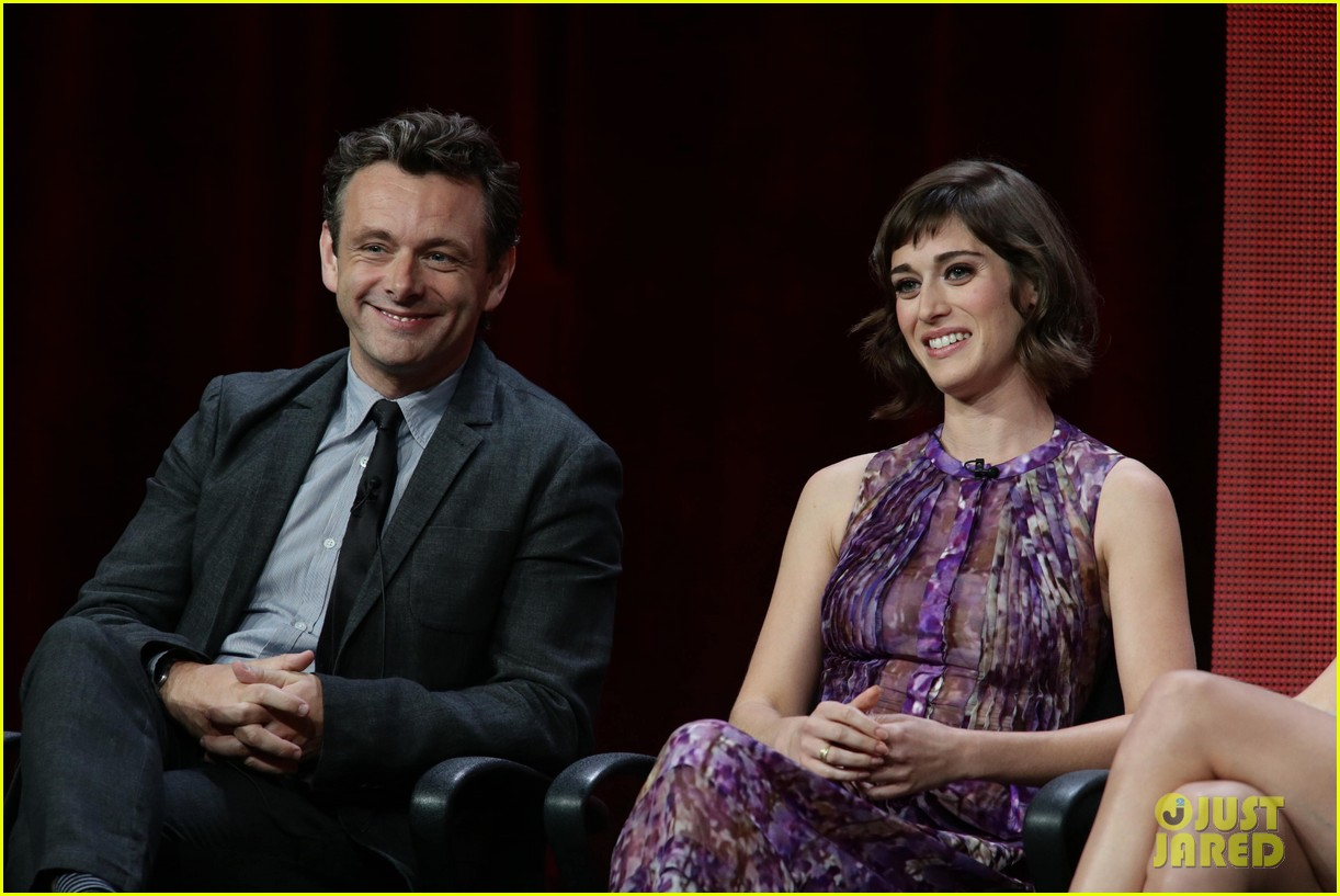 lizzy caplan michael sheen masters of sex tca tour panel 102920470