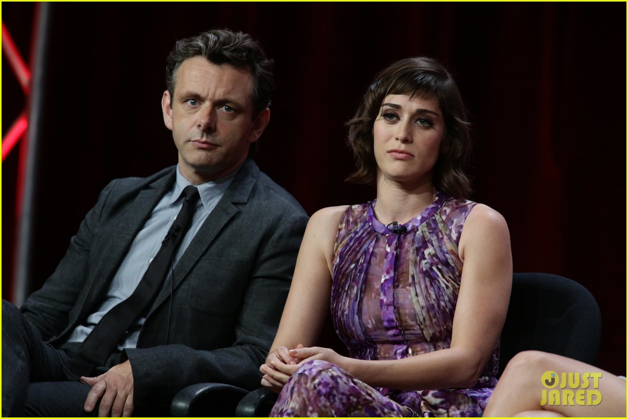lizzy caplan michael sheen masters of sex tca tour panel 112920471