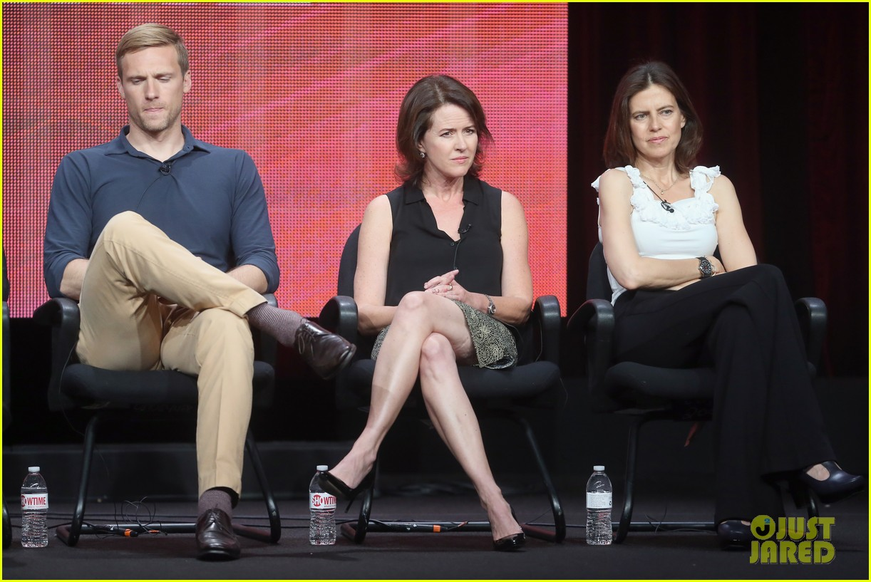 lizzy caplan michael sheen masters of sex tca tour panel 16
