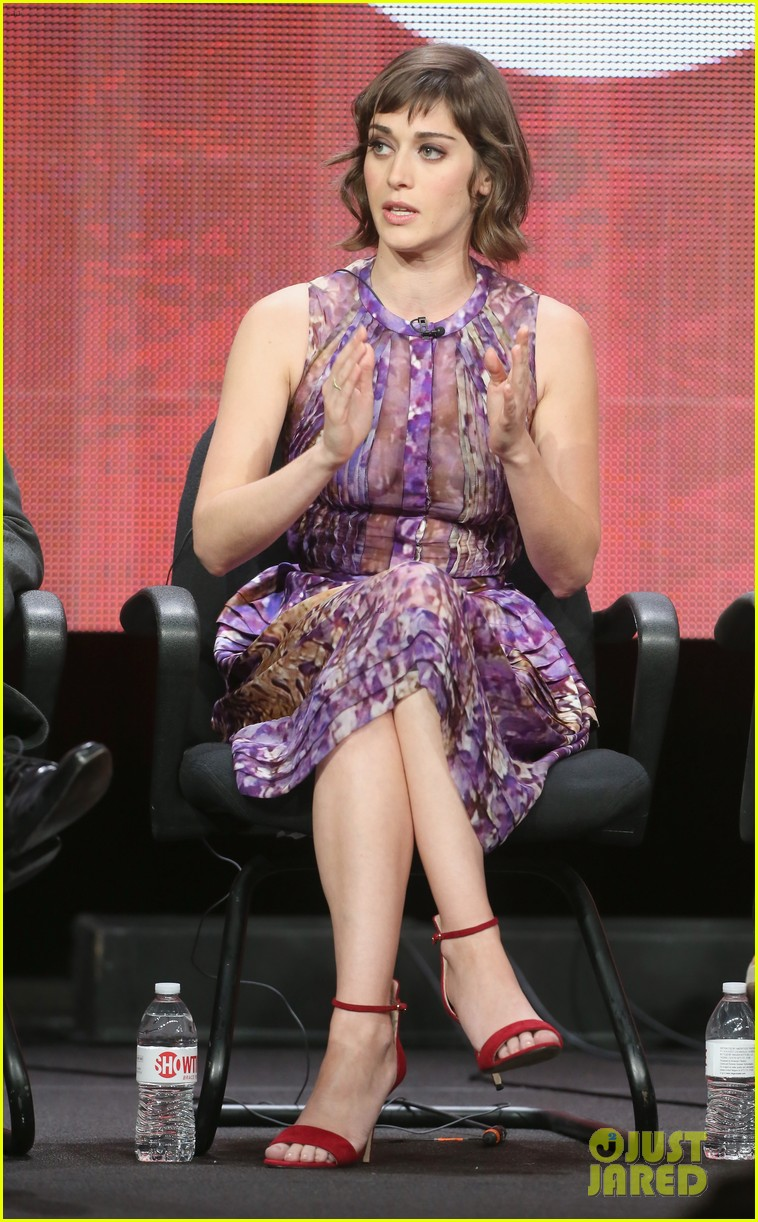 lizzy caplan michael sheen masters of sex tca tour panel 202920480