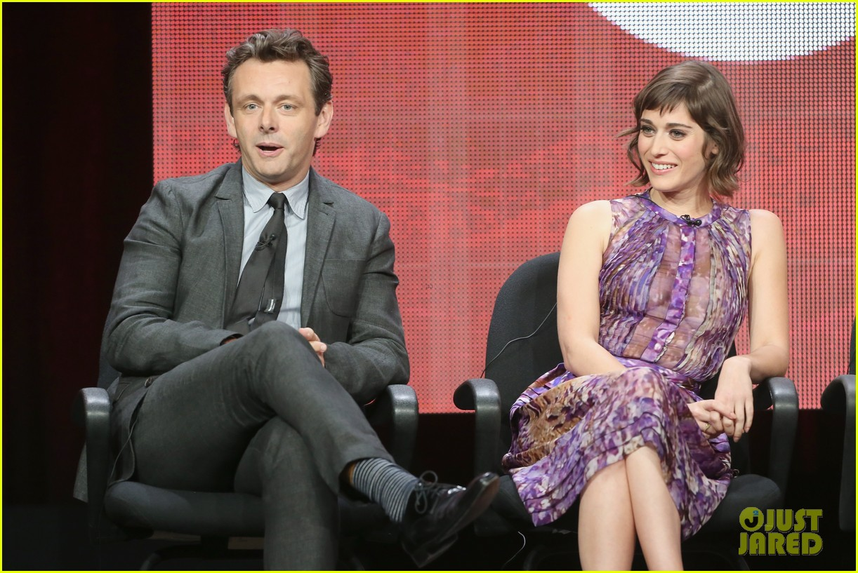 lizzy caplan michael sheen masters of sex tca tour panel 222920482