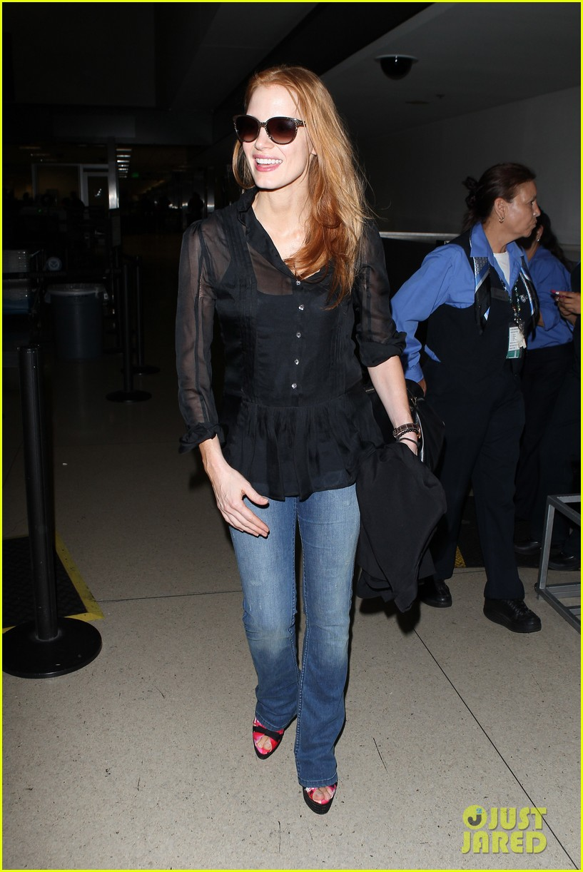 jessica chastain griffoni film festival this weekend 262912148