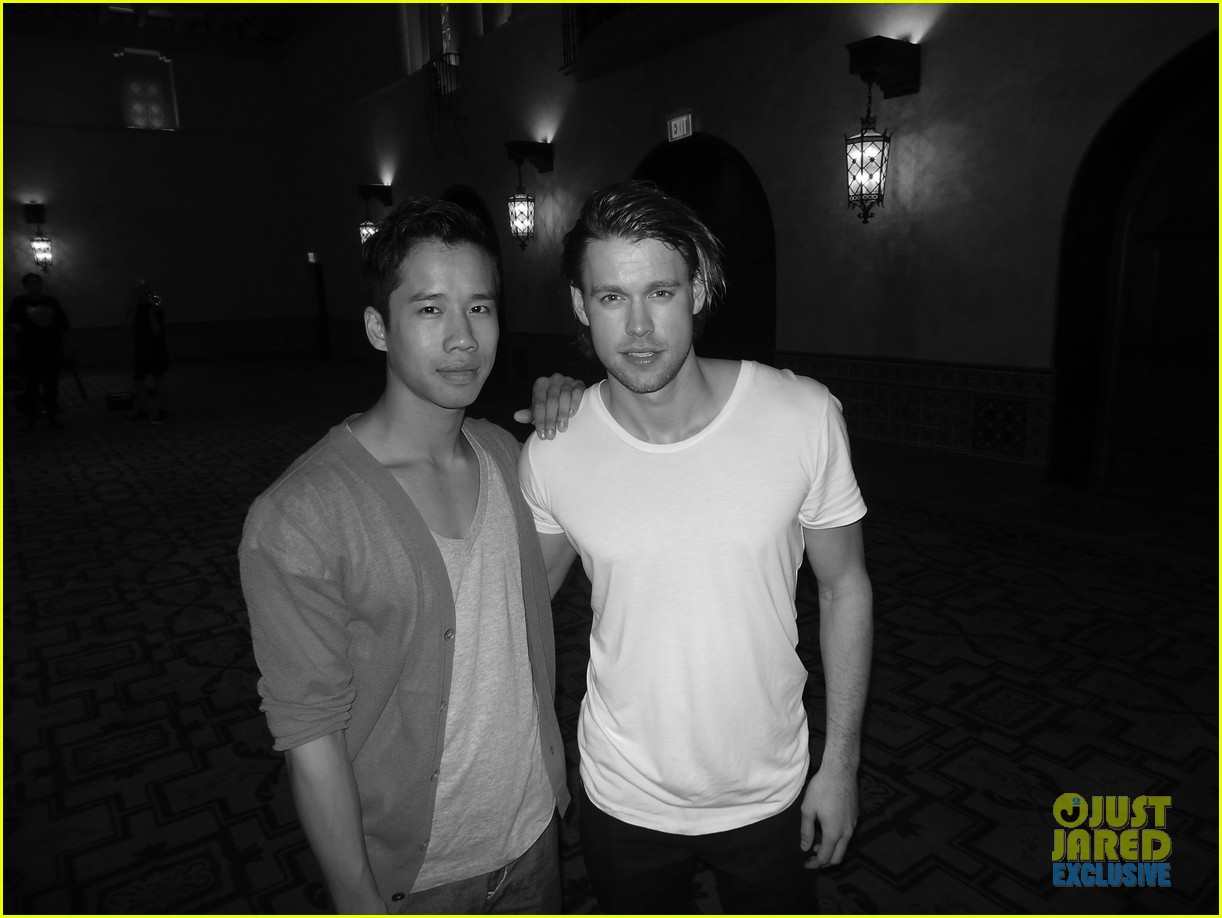 chord overstreet jj spotlight of the week exclusive behind the scenes pics 022910476