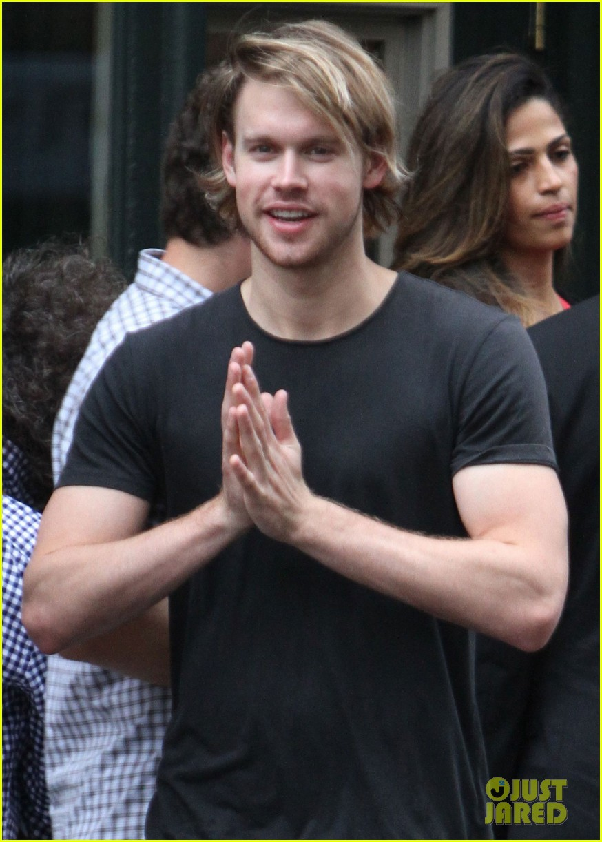 chord overstreet dolce gabbana guy in nyc 012909183