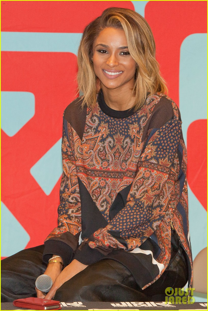 ciara livin it up dui video snippets watch now 11