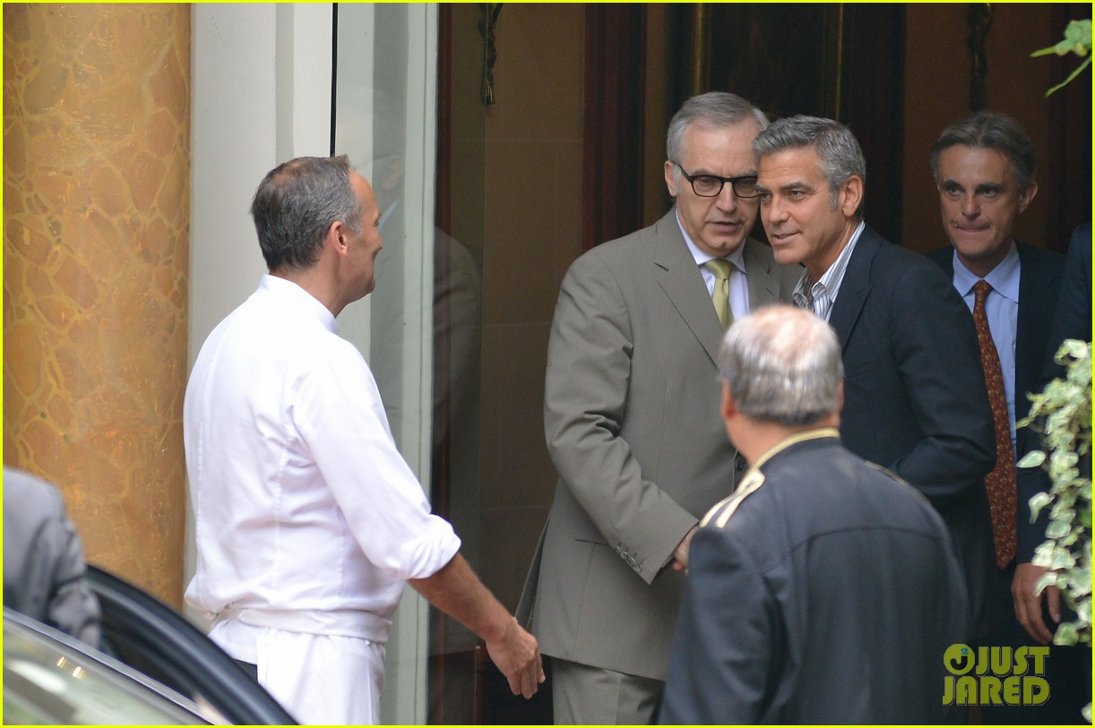 george clooney stacy keibler opens up about split 032910312