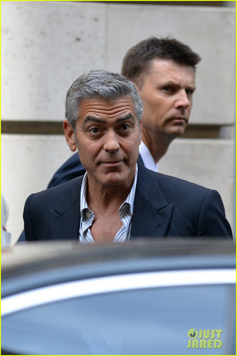 george clooney stacy keibler opens up about split 052910314
