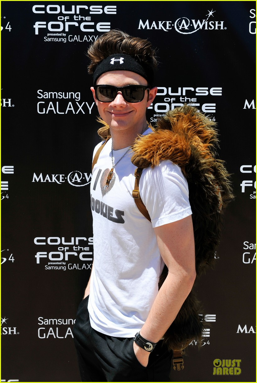 chris colfer alyson hannigan course of the force relay 092906966