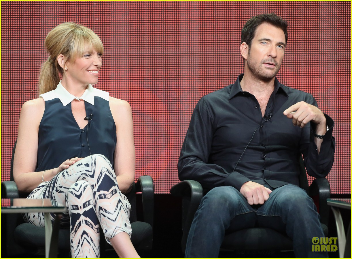 toni colette dylan mcdermott hostages at cbs summer tca tour 102919745