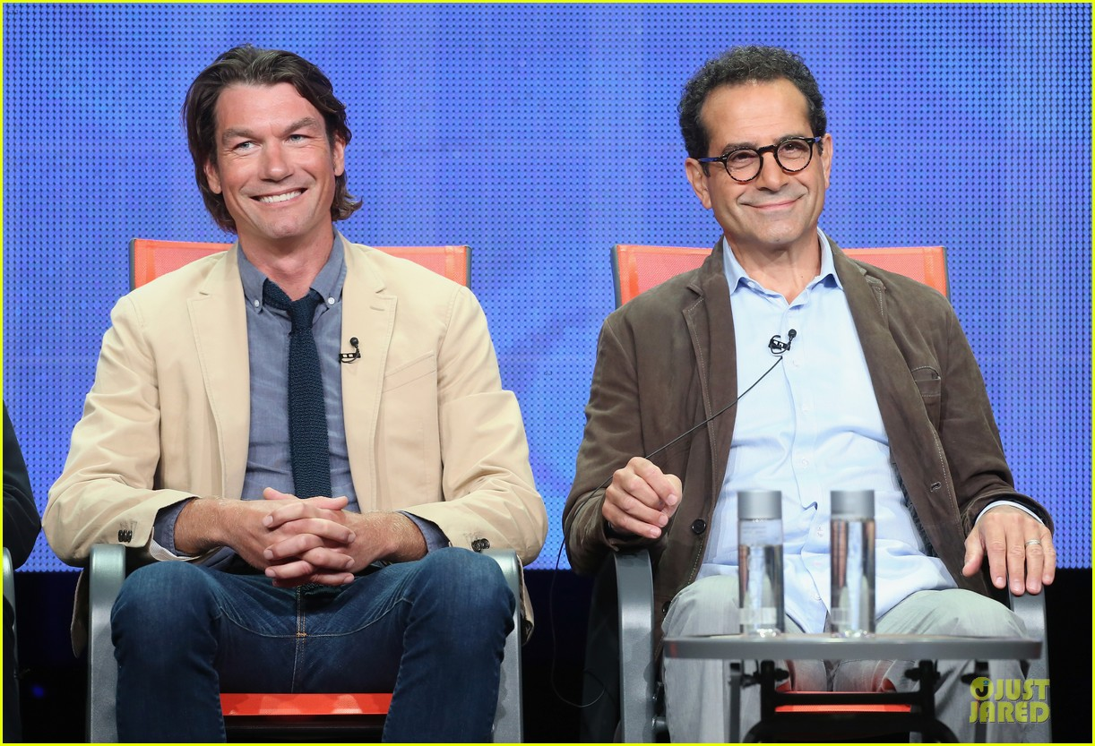 toni colette dylan mcdermott hostages at cbs summer tca tour 162919751