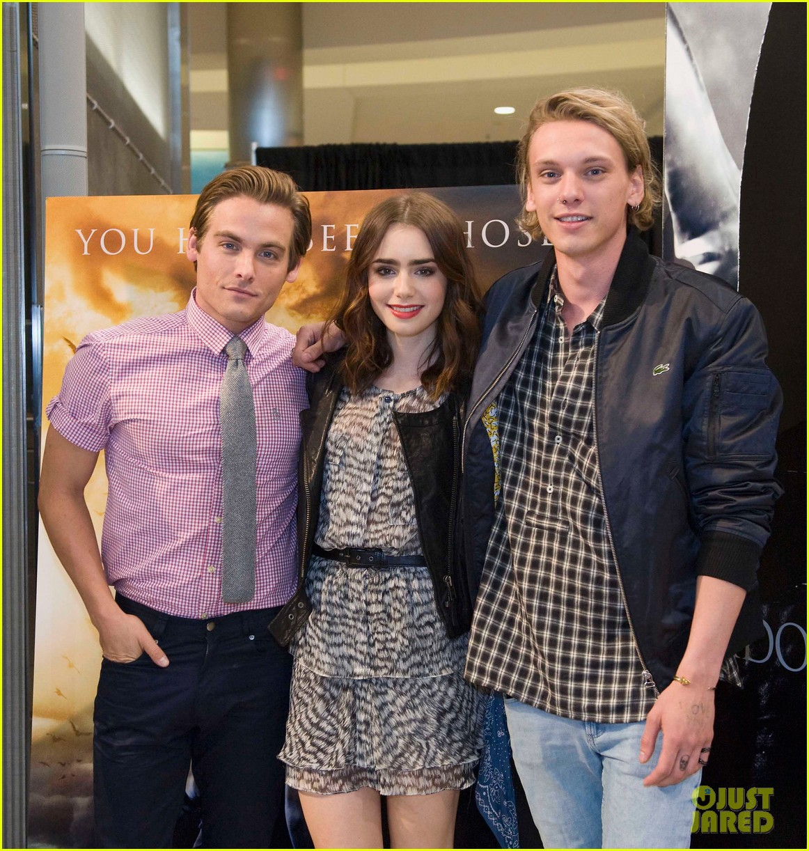 lily collins jamie campbell bower mortal instruments signing 032919113