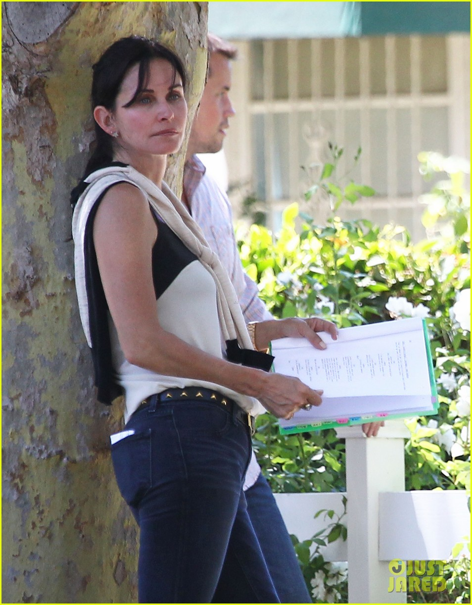 brian von holt on courtenex cox shes phenomenal 022906556