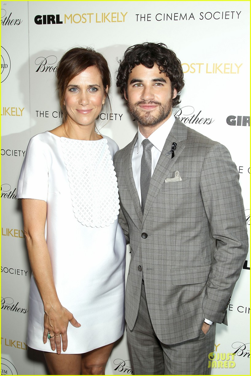 darren criss girl most likely screening after cory monteith death 022910006
