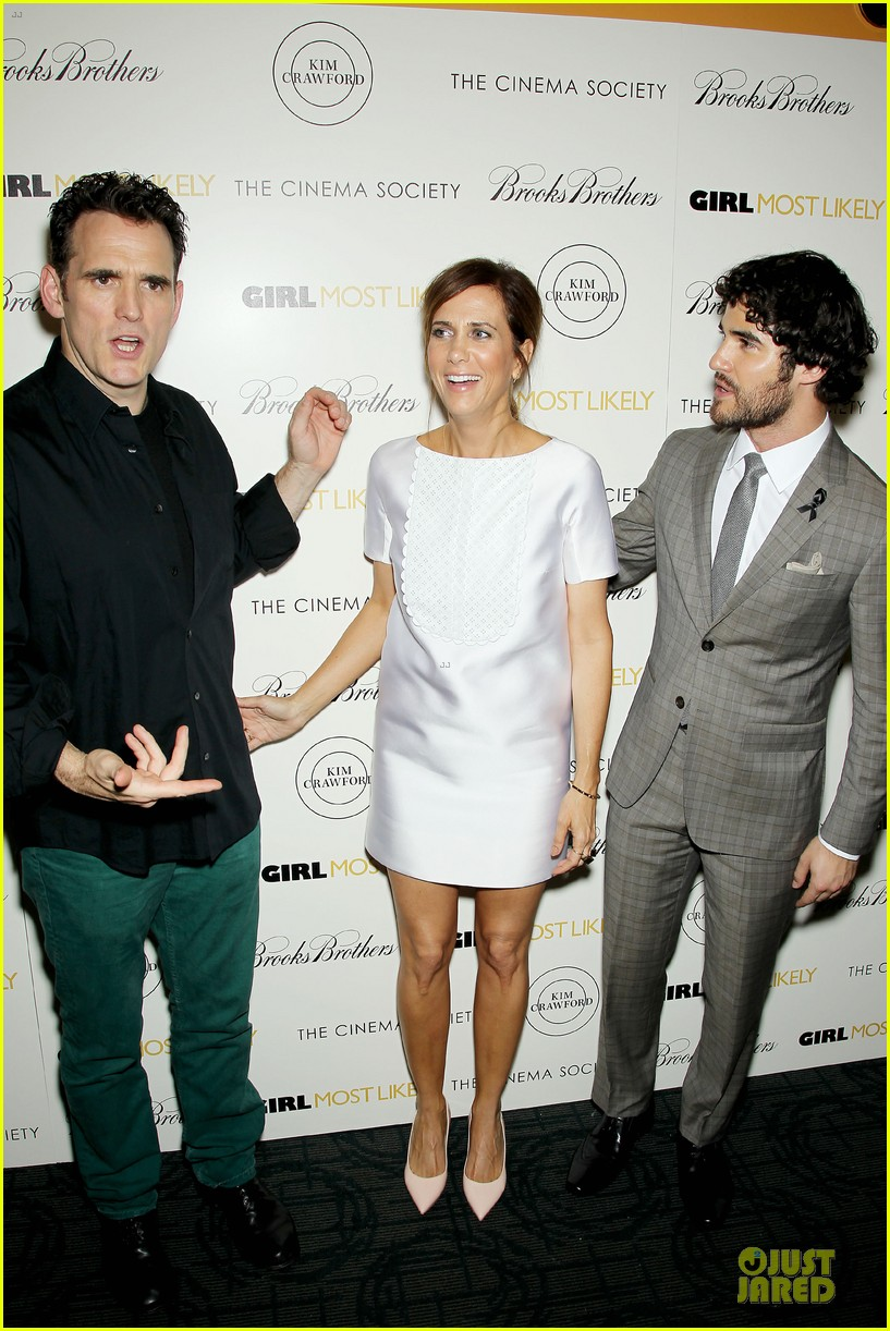 darren criss girl most likely screening after cory monteith death 122910016