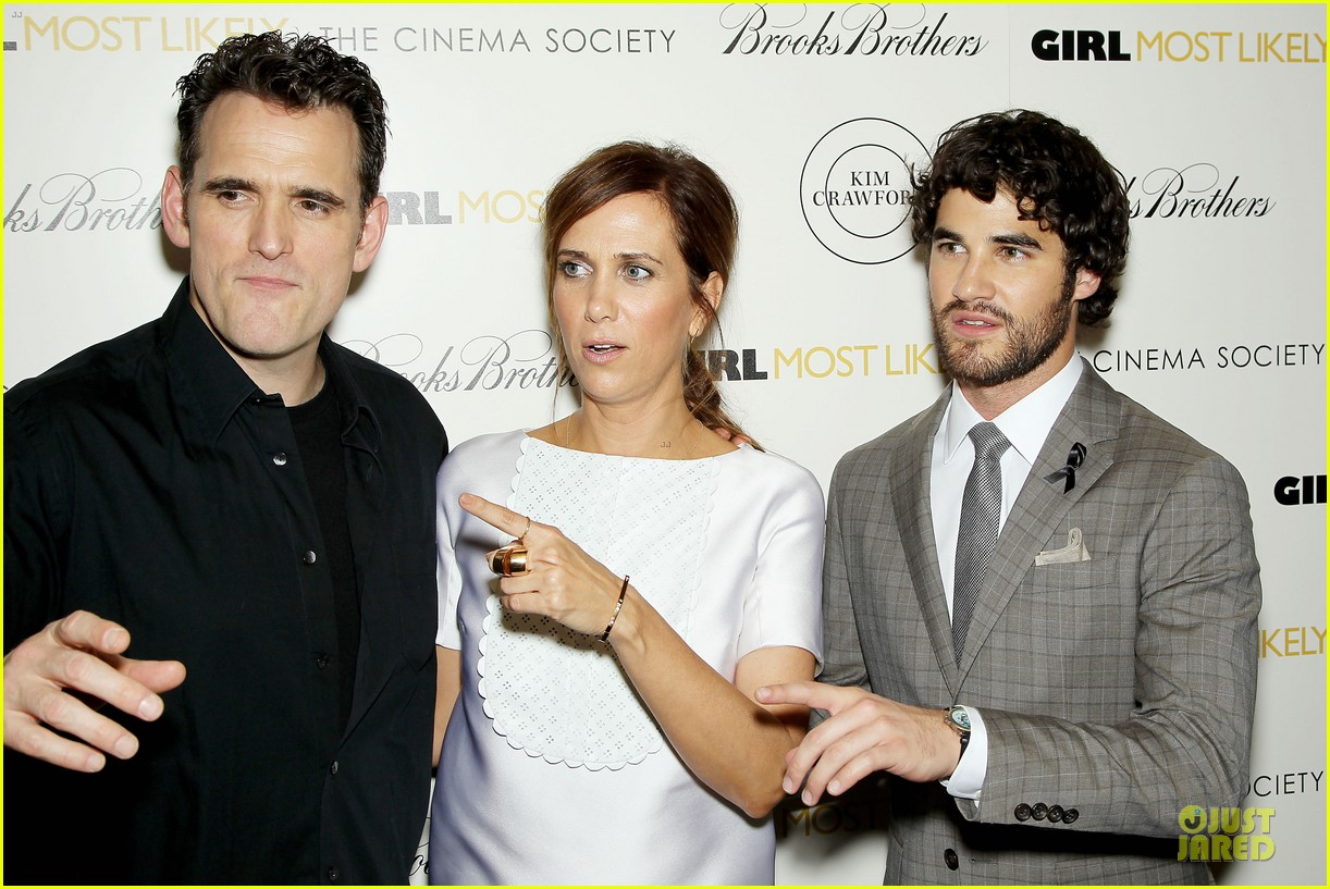 darren criss girl most likely screening after cory monteith death 142910018