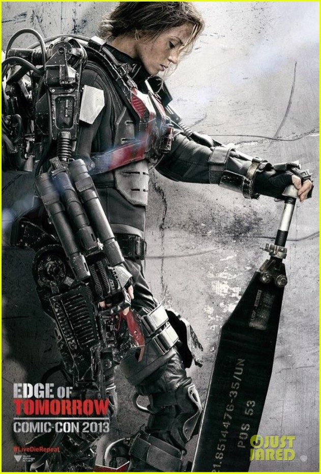 tom cruise emily blunt edge of tomorrow at comic con 042913014