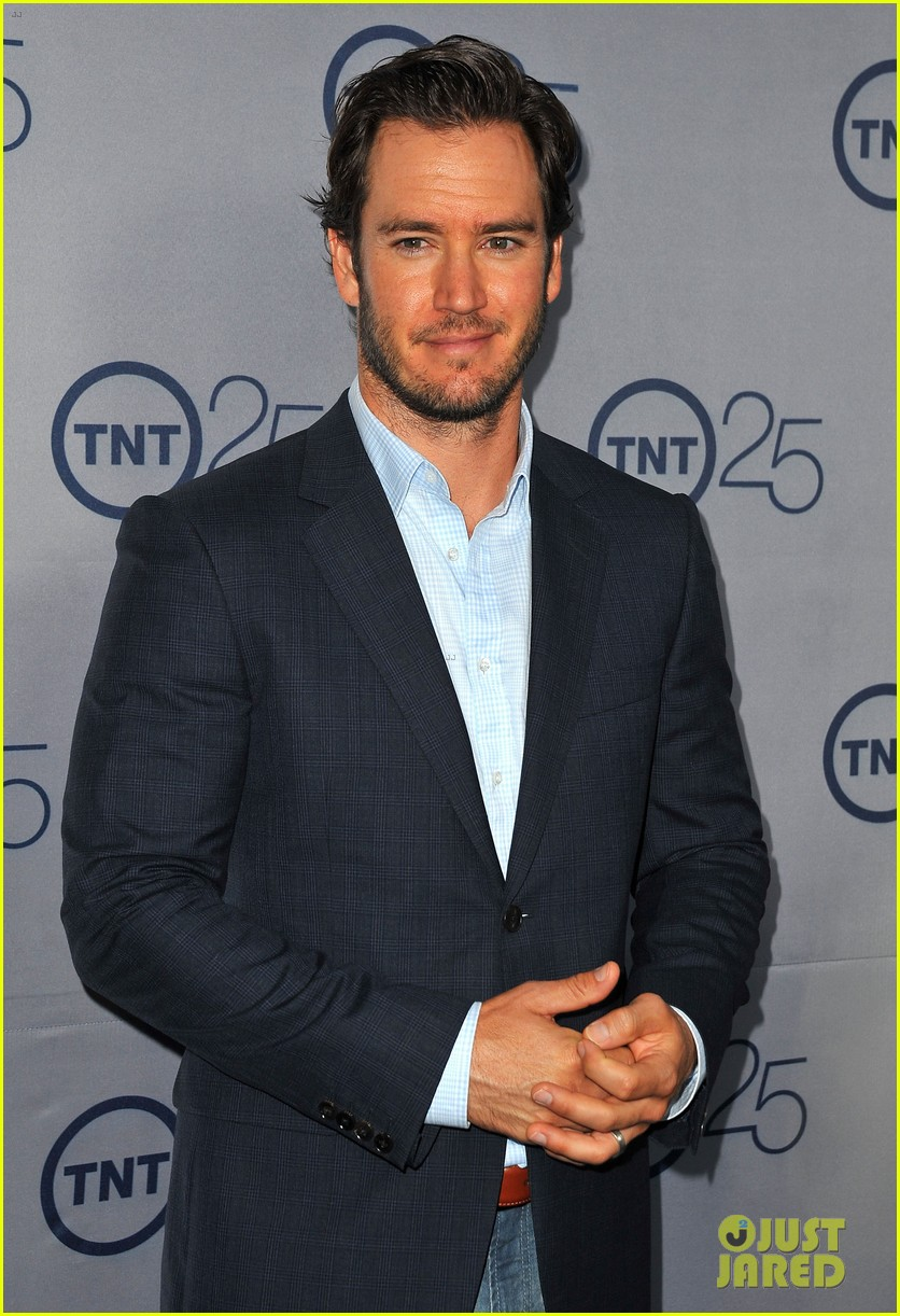 eric dane mark paul gosselaar tnt's 25th anniversary party 07