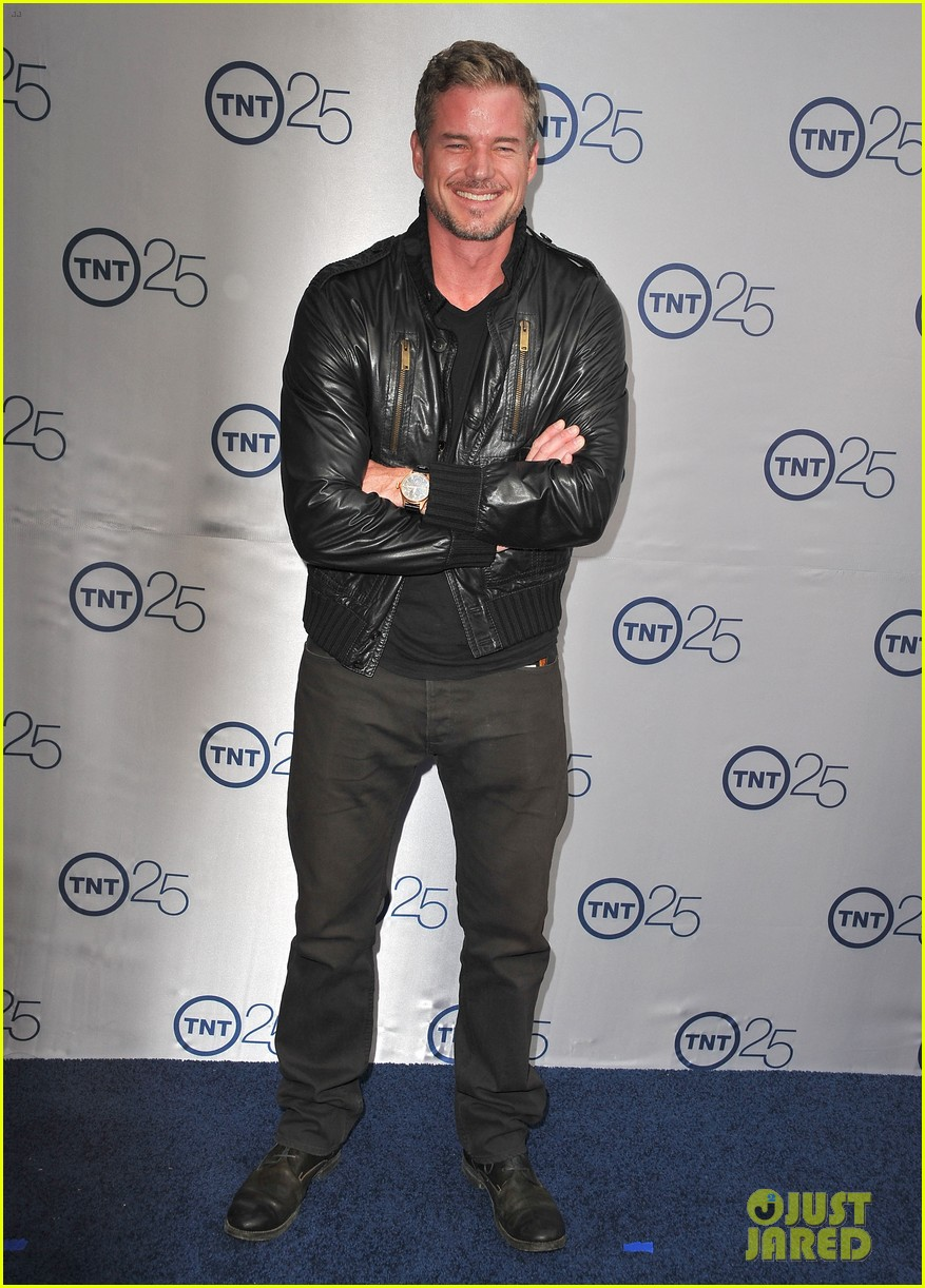 eric dane mark paul gosselaar tnt's 25th anniversary party 08