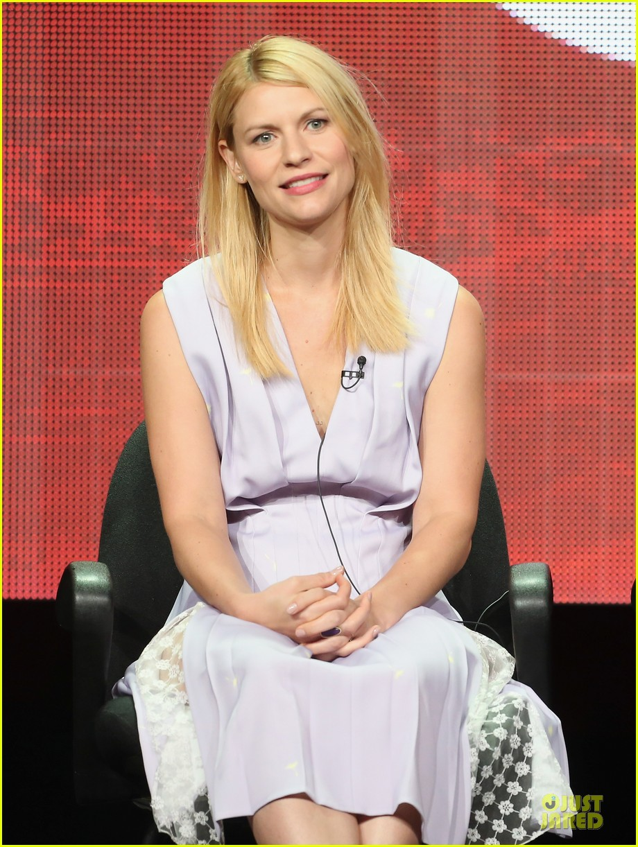 claire danes damian lewis homeland at showtime summer tca tour 072919811