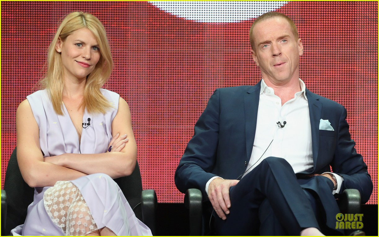 claire danes damian lewis homeland at showtime summer tca tour 172919821