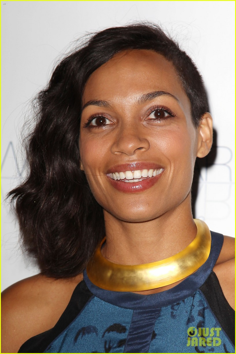 rosario dawson watermark bar grand opening 02