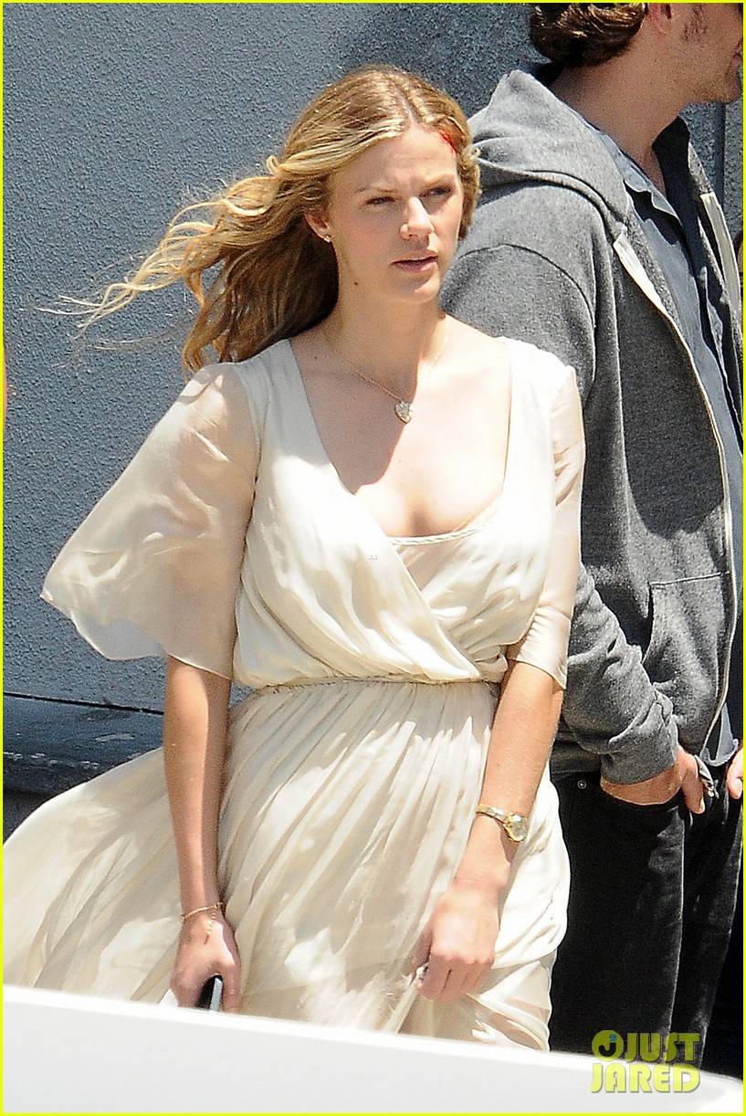 brooklyn decker smelling farts or demons 11