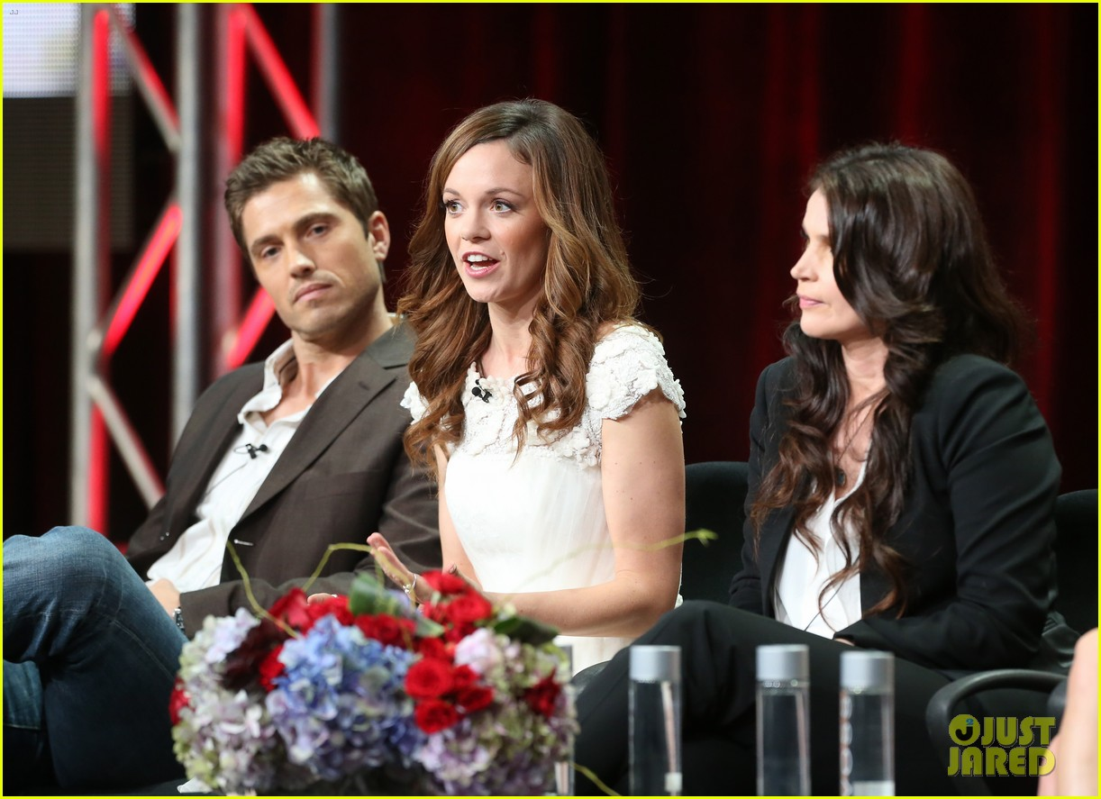 jenna dewan eric winter lifetime panel at tca tour 2013 142917806