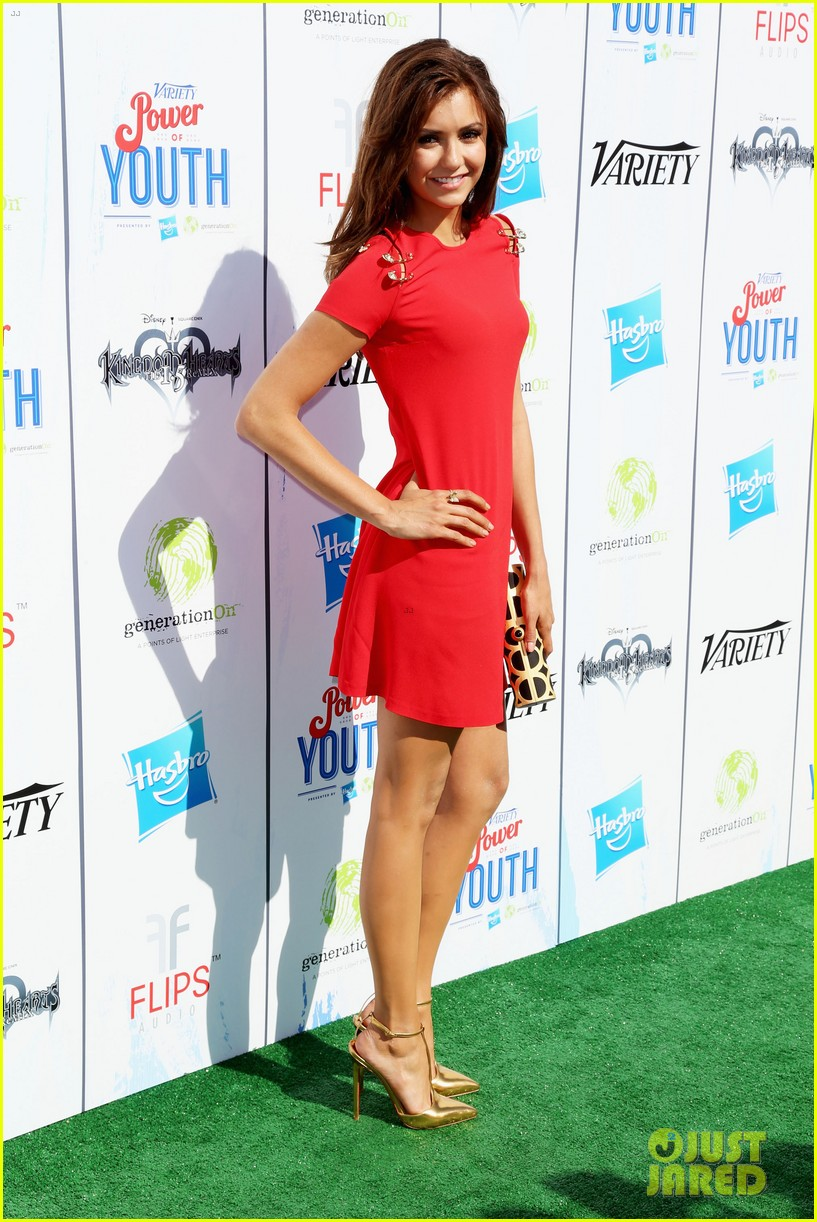 nina dobrev power of youth 2013 052918192