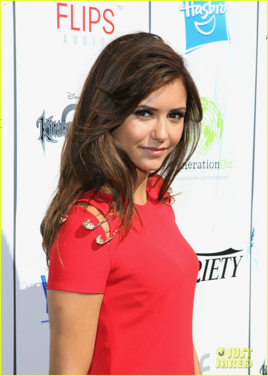 nina dobrev power of youth 2013 12