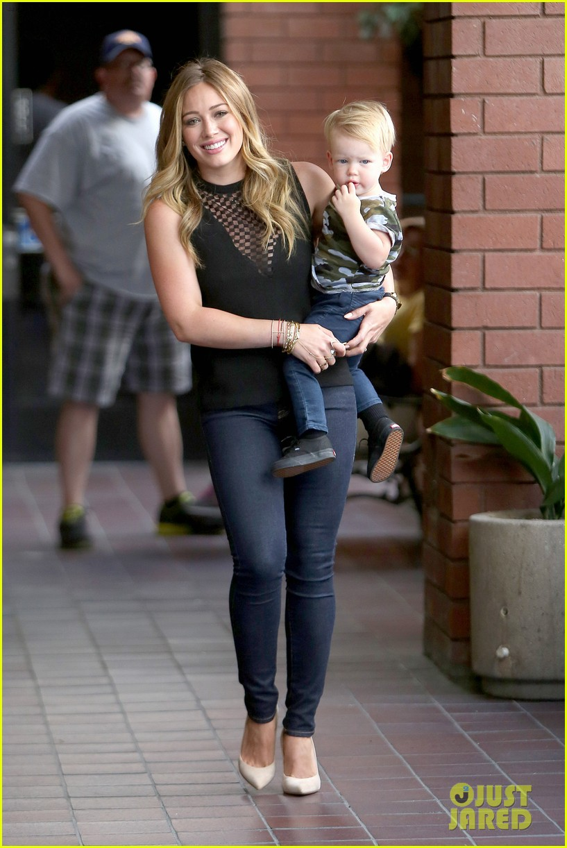 hilary duff luca is the absolute love of my life 022912154