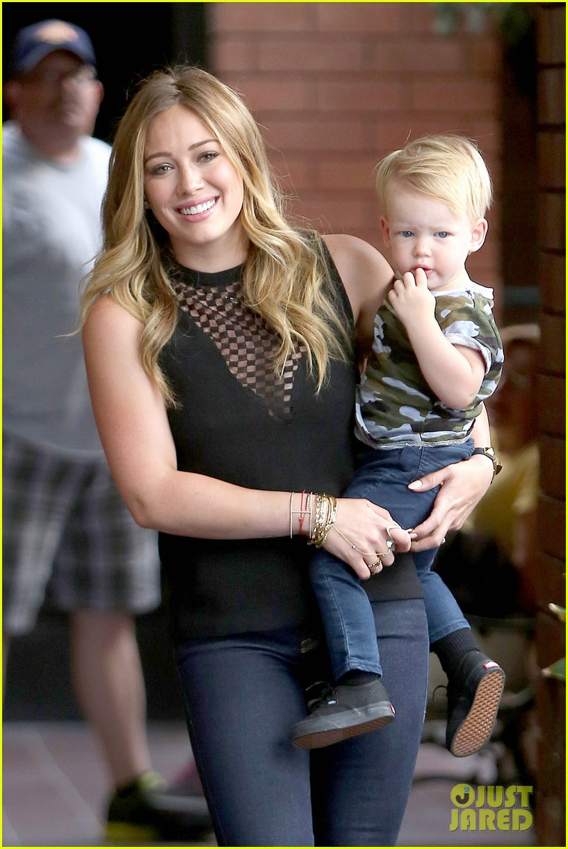 hilary duff luca is the absolute love of my life 052912157