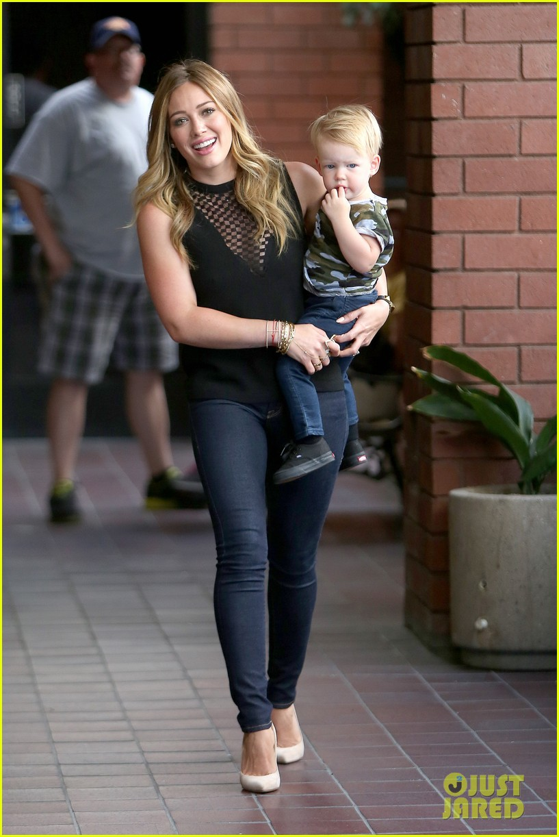 hilary duff luca is the absolute love of my life 062912158