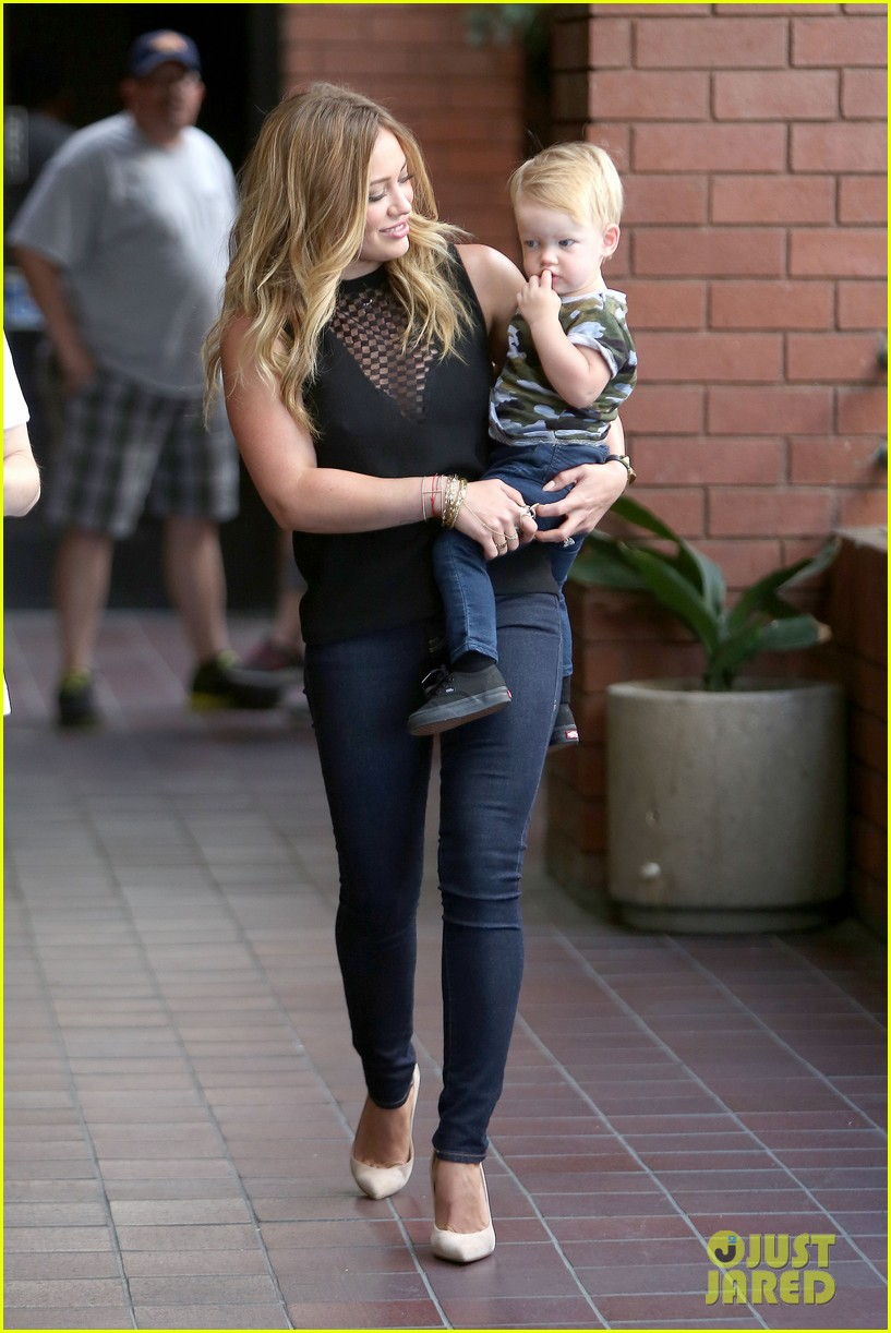 hilary duff luca is the absolute love of my life 072912159