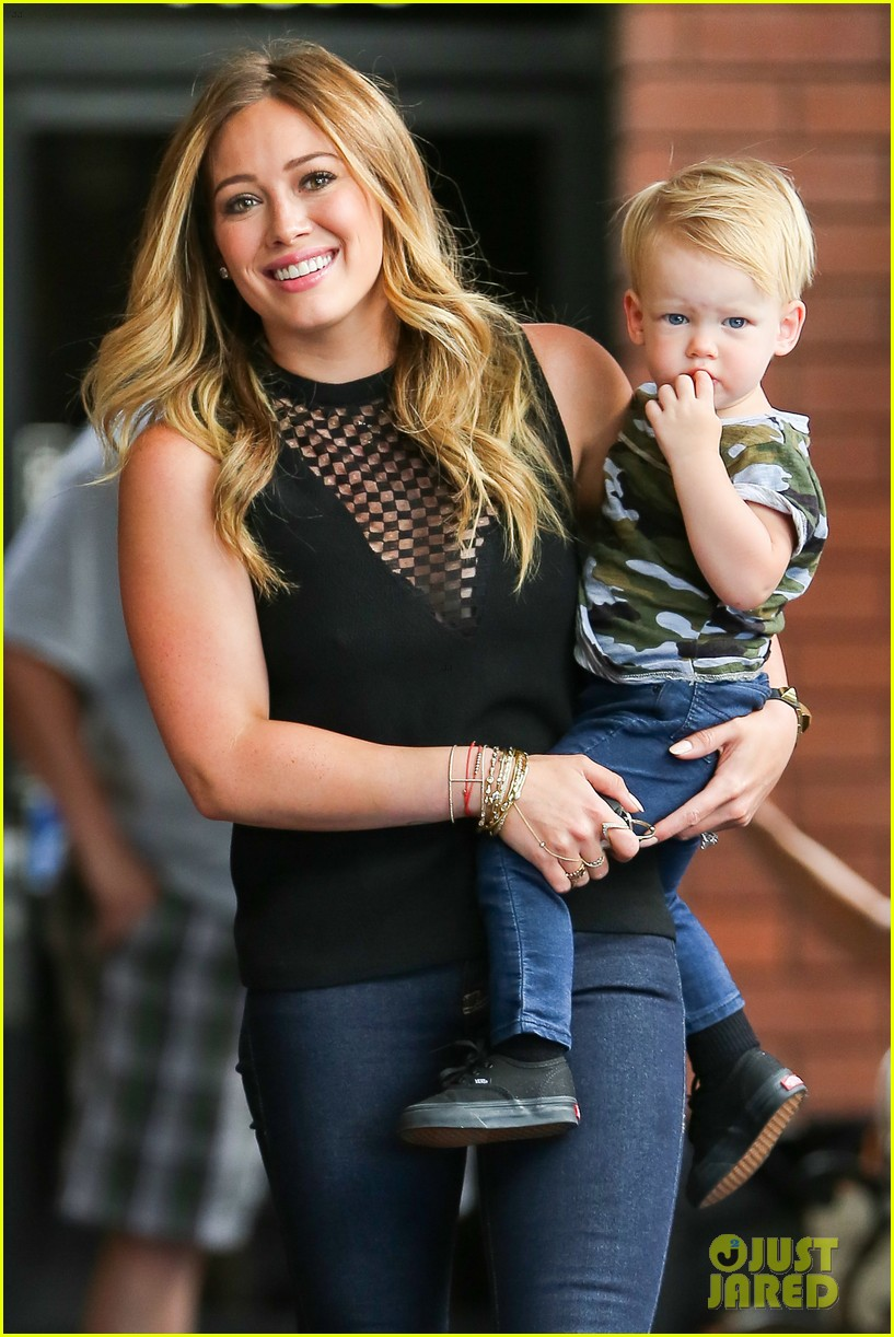hilary duff luca is the absolute love of my life 092912161
